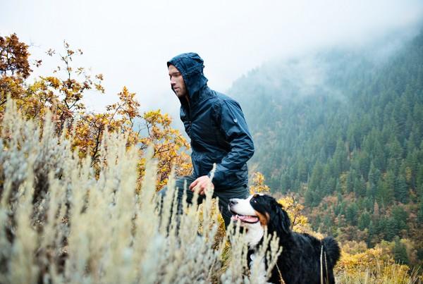 Kuhl hiking