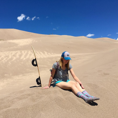 Great Sand Dunes, Jill Haverkamp