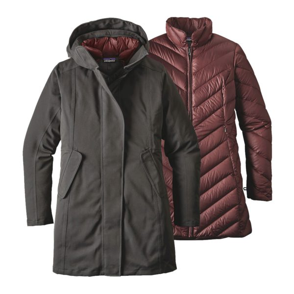 Patagonia Tres-in-1 Parka