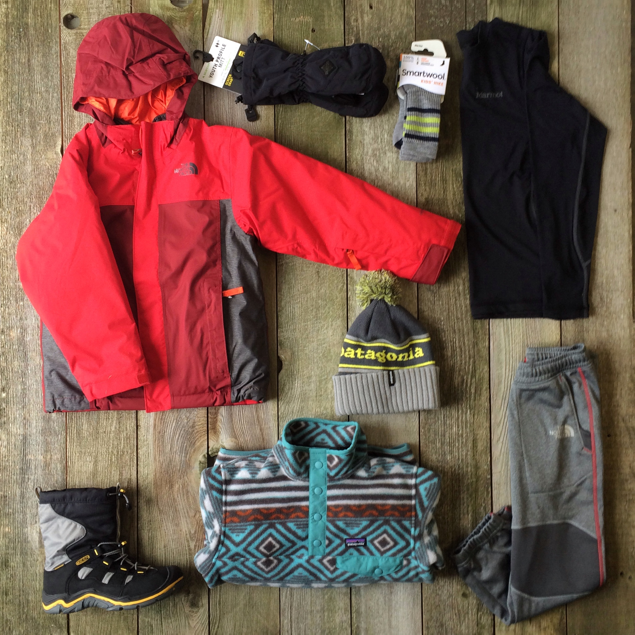 Kids Apparel Fall Winter 2016 Active Endeavors Outdoor
