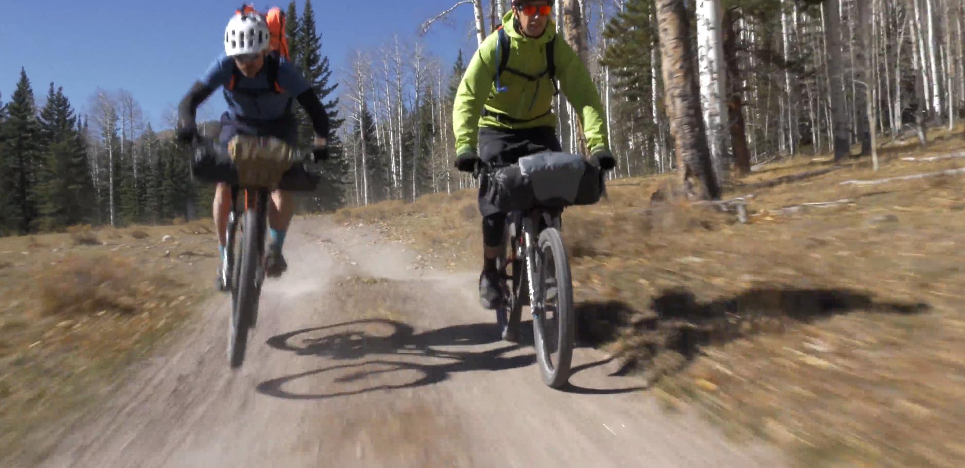 Bikepacking in Utah