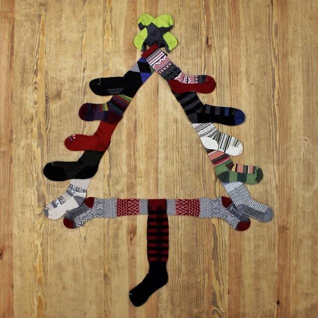 Day 24: All Socks