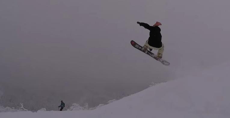 Snowboarding Burton 2016