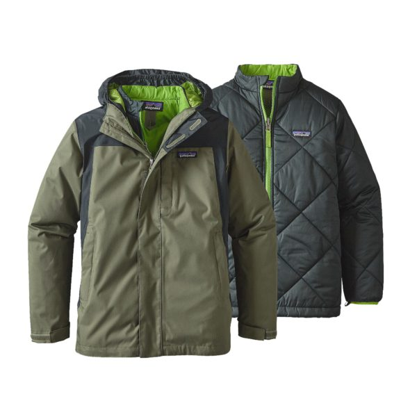 Patagonia Boys 3-in-1 Jacket