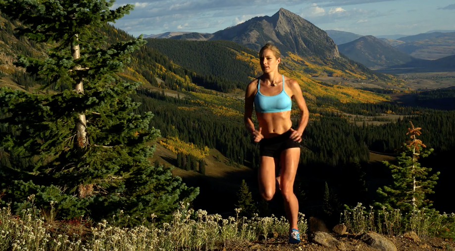 An Olympic Medalist on Trail Running