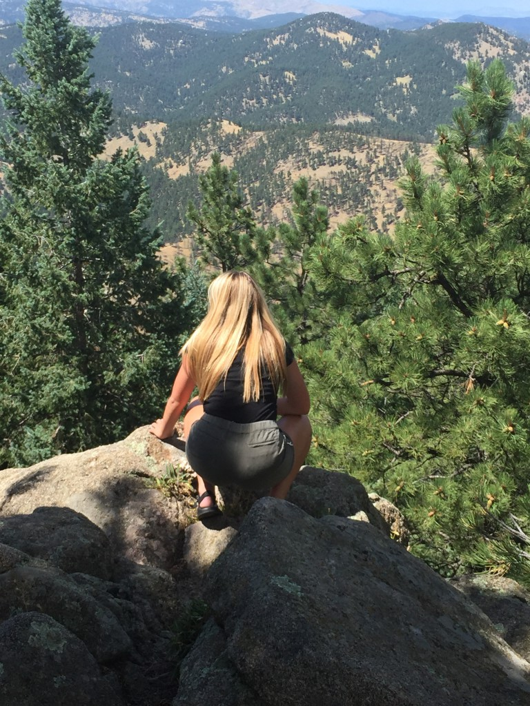 Taylor, Hiking, Chacos, Mountains, Colorado