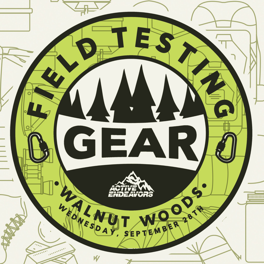 Field Test Gear With the Active Endeavors Crew