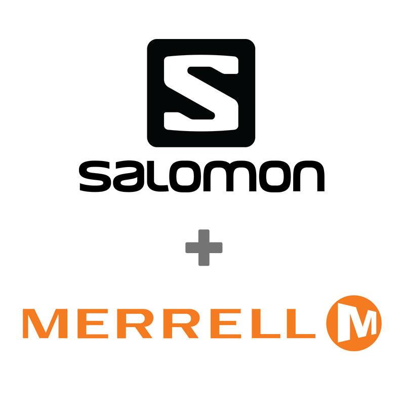 Merrell, Salomon
