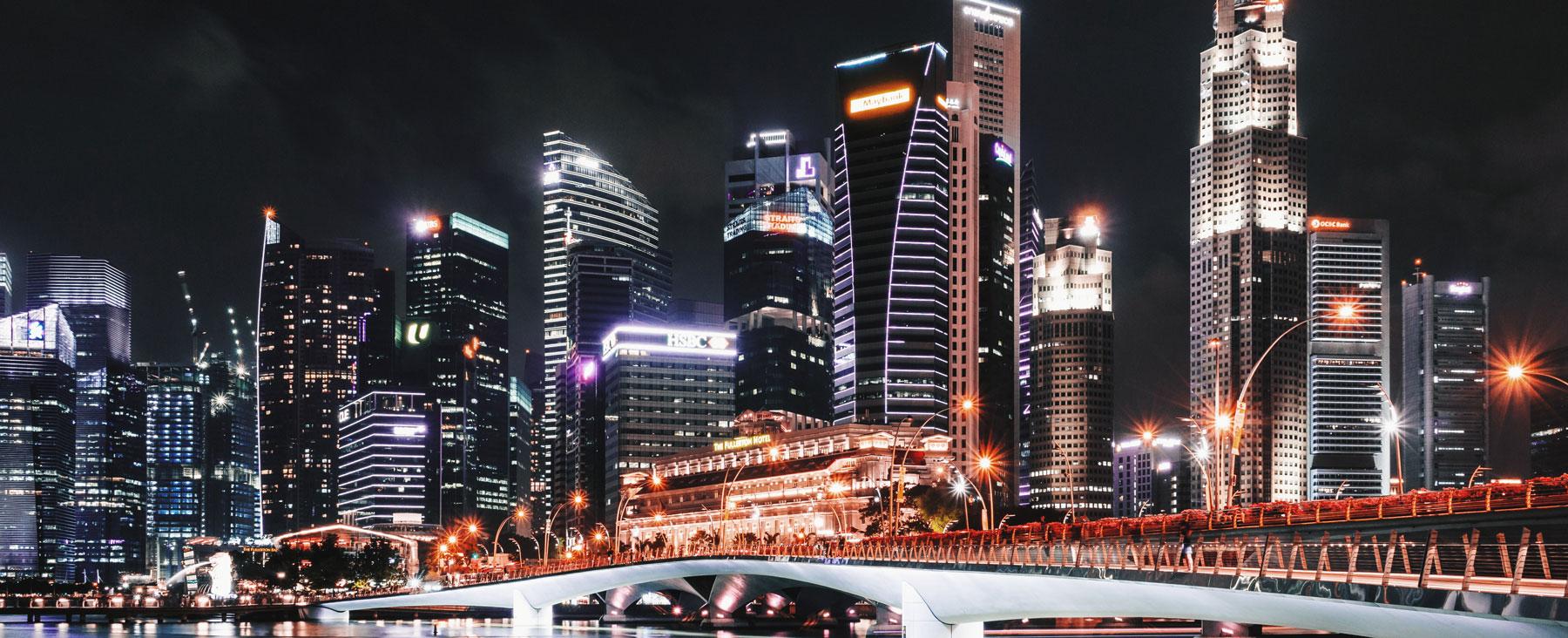 Trip Report: Shirley & Larry: Singapore