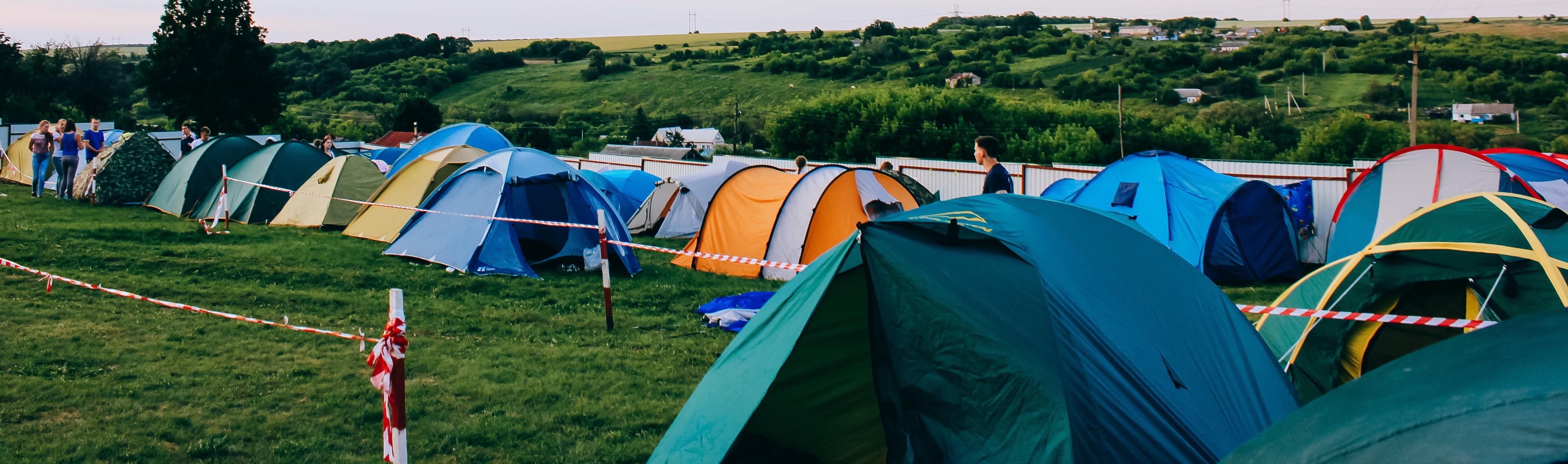 SS17 | Festival Camping Checklist
