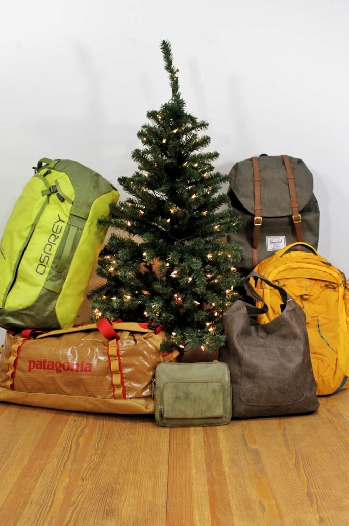 Day 18: Duffles, Bags & Backpacks