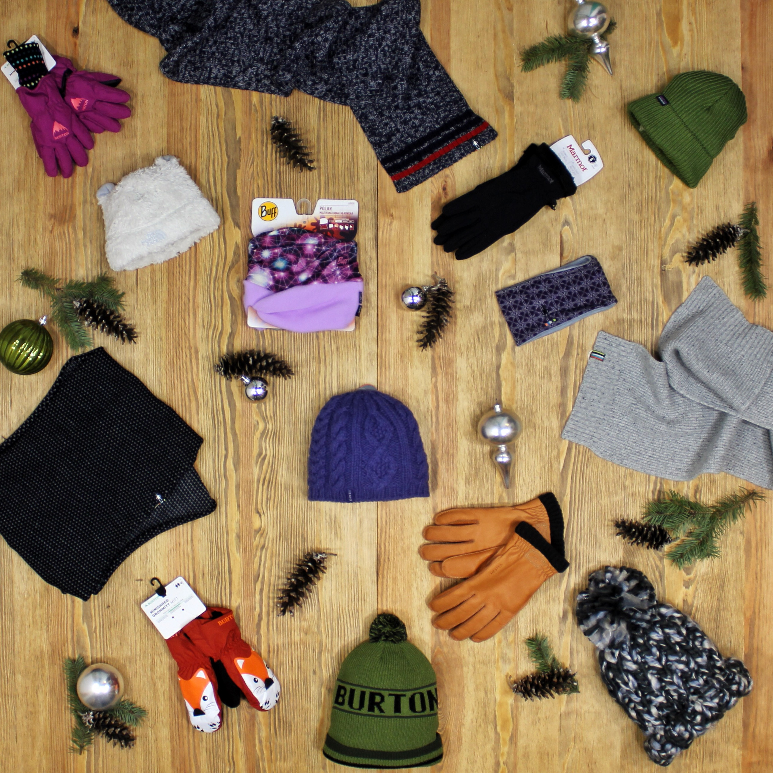 Day 23: Hats, Gloves & Scarves